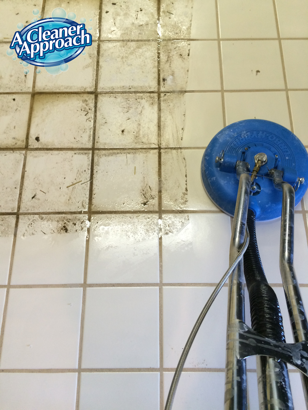 Tile & Grout Cleaning 1