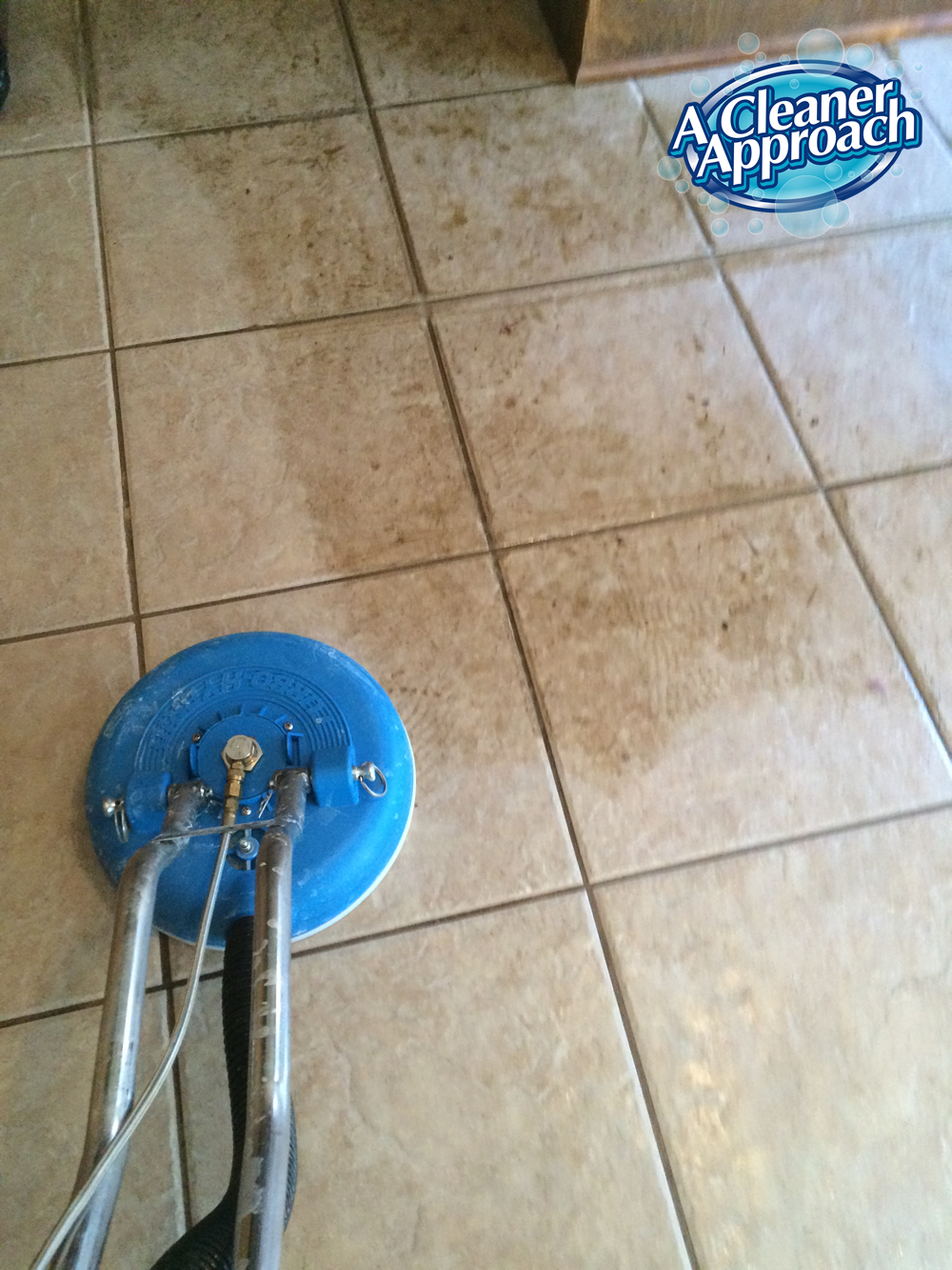 Tile & Grout Cleaning 2